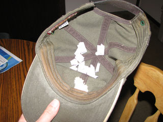 Clerks contest - names in hat
