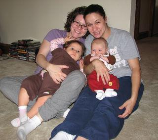 Breain, Samantha, Kara and Danny 10-08