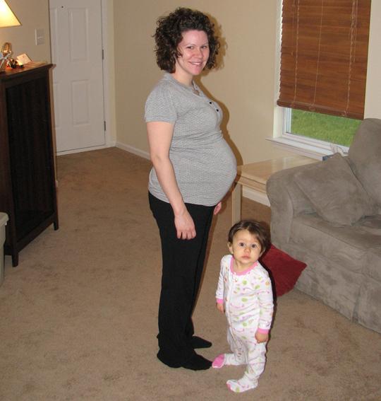 26 weeks (Number Two and Kara)