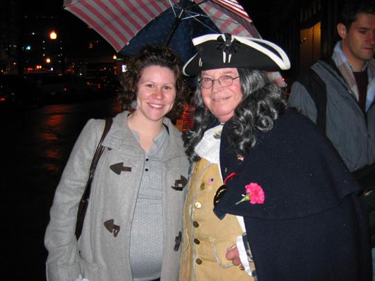 Frema and Ben Franklin