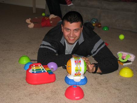 Jason toys