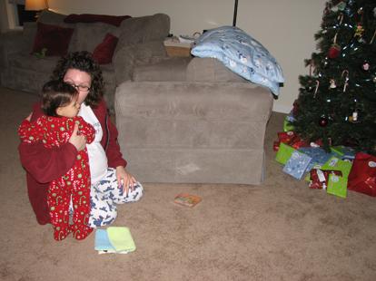Christmas AM 2008 3