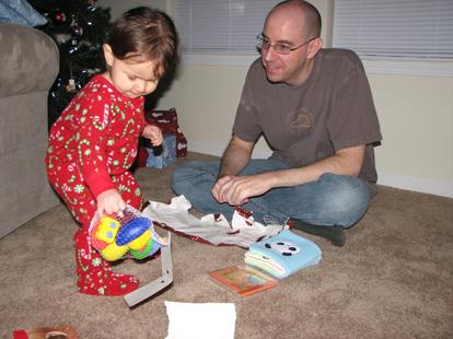 Christmas AM 2008 4
