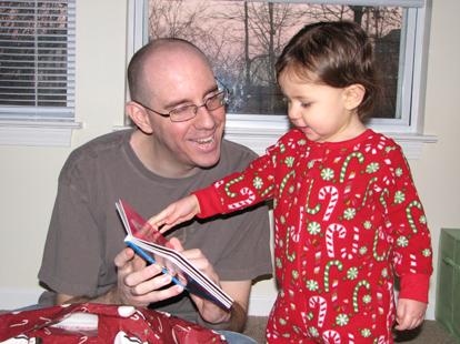 Christmas AM 2008 7