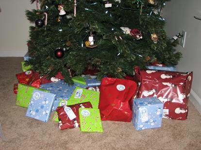 Christmas AM 2008 1