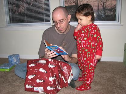 Christmas AM 2008 6