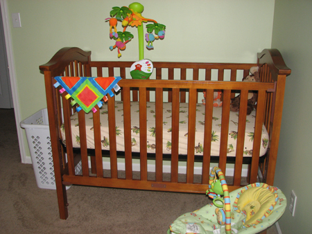 Baby Brother's room 3