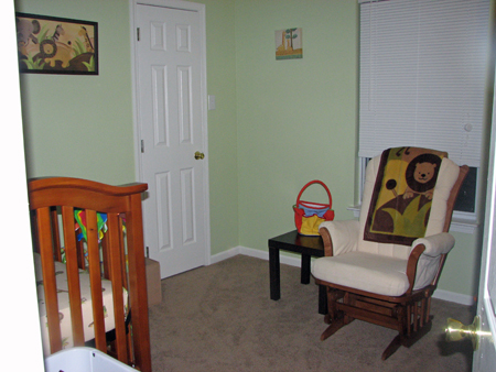 Baby Brother's room 1
