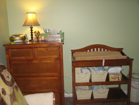 Baby Brother's room 2