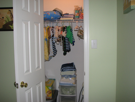 Baby Brother's room 5