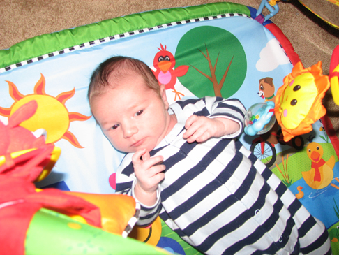 Nathan activity mat