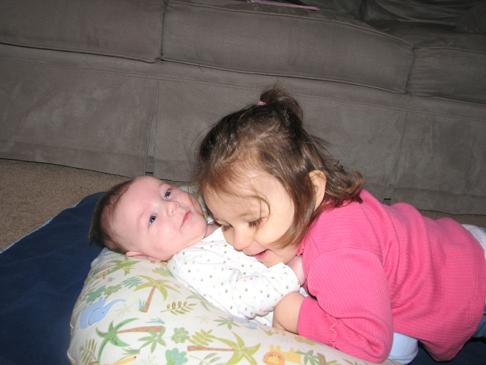 Kara Nathan hug 2