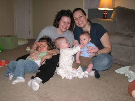 Baby Day Group 1