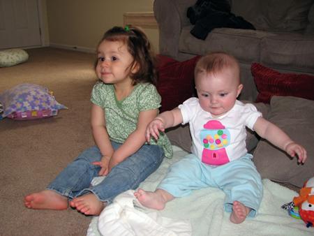 Kara and Marin 1