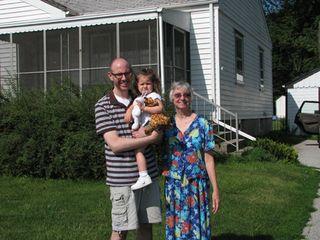 Luke Kara Grandma Merrillville house
