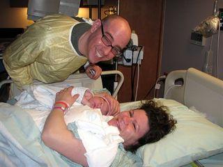 Kara birth story pic