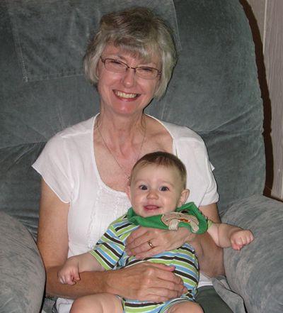 Grandma D Nathan recliner