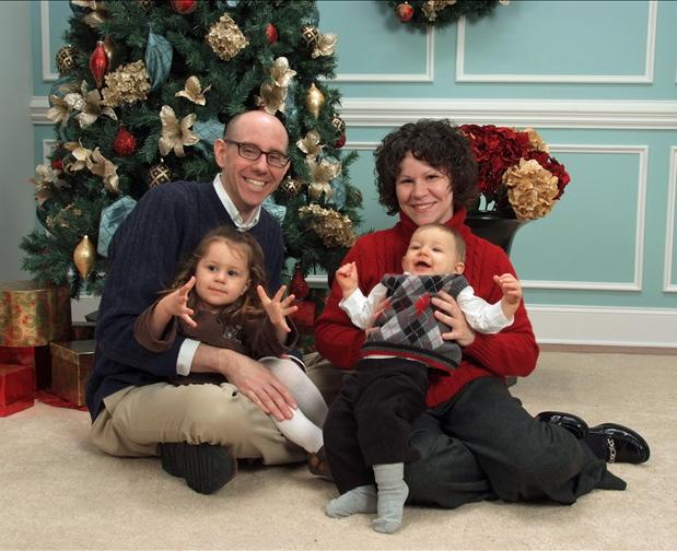 Christmas blooper 3 family