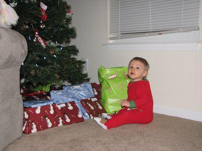 Christmas 09-3 Nathan tree