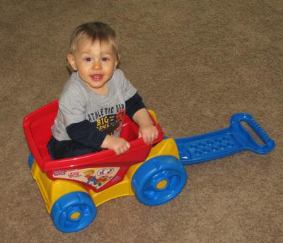 Nathan 12 months wagon