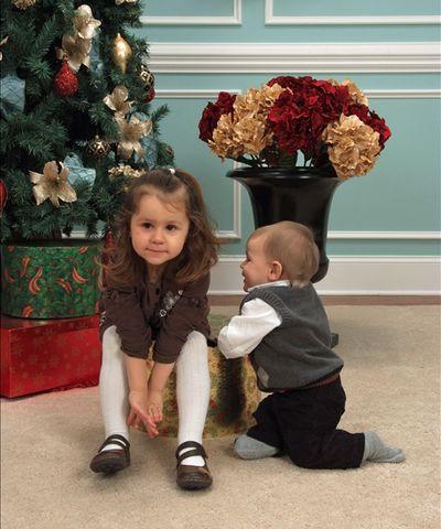 Christmas blooper 2 kids