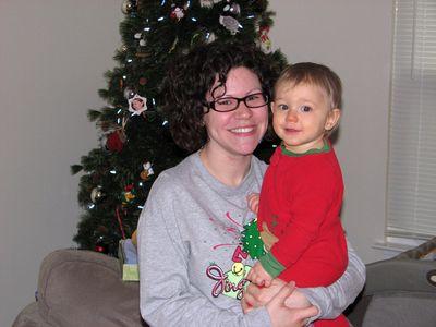 Christmas 09 Momma Nathan