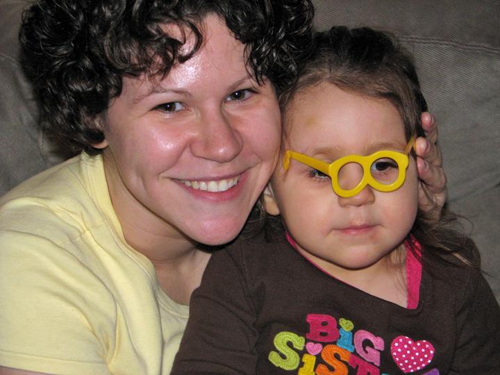 Momma Kara glasses
