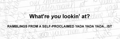 Yada-ist Background with name and tagline Arial