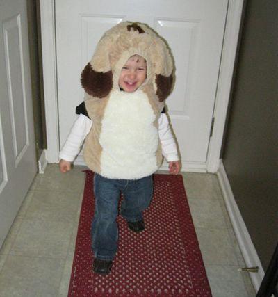 Halloween 2010 - Nathan