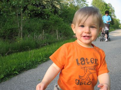 Nathan 15 months before haircut