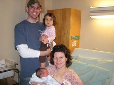 Family of four horizontal