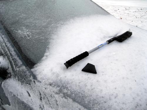 Ice scraper 1