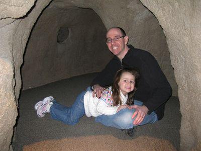 Nathan 2nd birthday - Kara Daddy cave