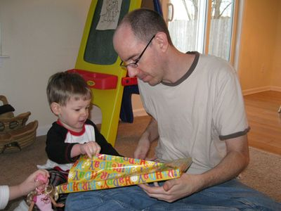 Nathan 2nd birthday - presents