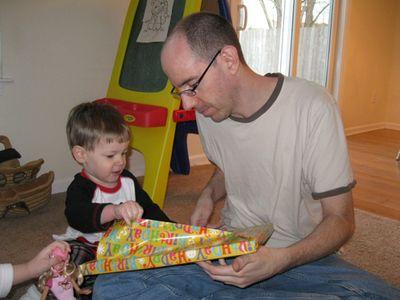 Nathan 2nd birthday - presents