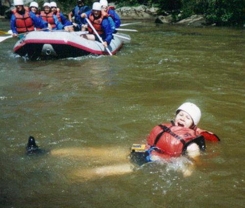 Rafting Frema
