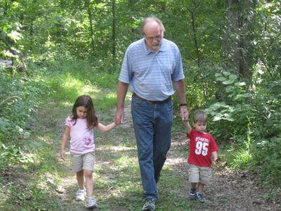 Grandpa D toddlers 8-12-11