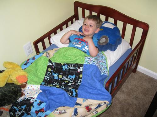 Big boy bed 1