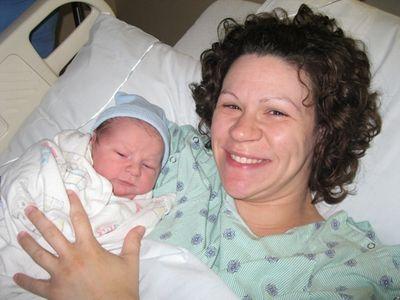 Momma Liam 6-29-11