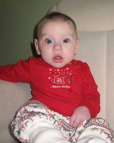 Liam 5 months Dec 2011