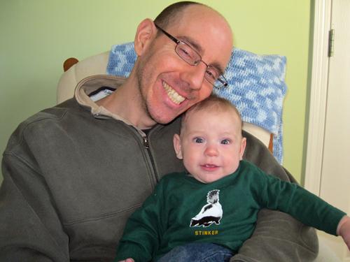 Luke and Liam Dec 2011
