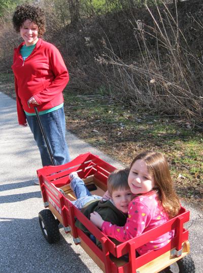 Kids wagon Feb 2012