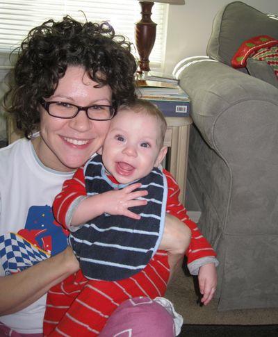 Breain Liam Christmas 2011
