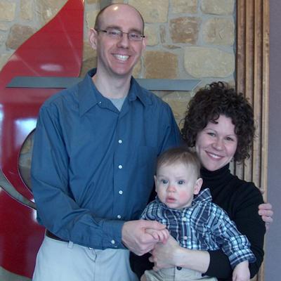 Liam's baptism 2-26-12