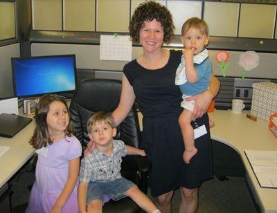 Kids at work 7-21-12