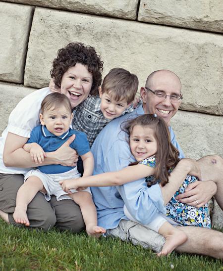 Family Avon May 2012