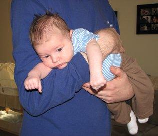 Nathan 6 weeks football hold
