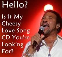 Cheesy Love Songs