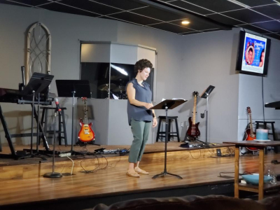 NewDay Praise Message 8-11-19 onstage 2